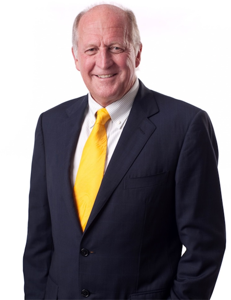 Image shows Michael Cannon. Photo Credit: Sarawak Convention Bureau