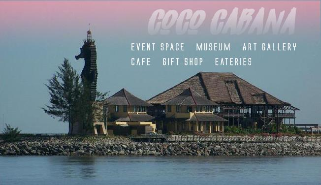 Image shows a view of Coco Cabana from the water. Photo taken from Coco Cabana Facebook page.